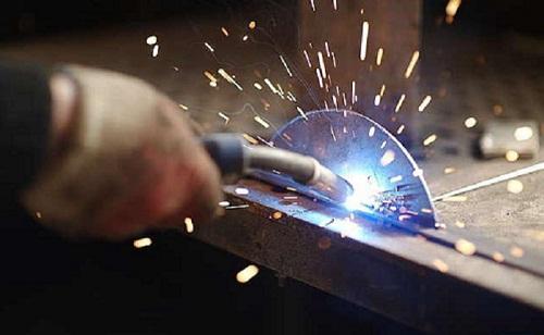 Сборка металлоконструкций