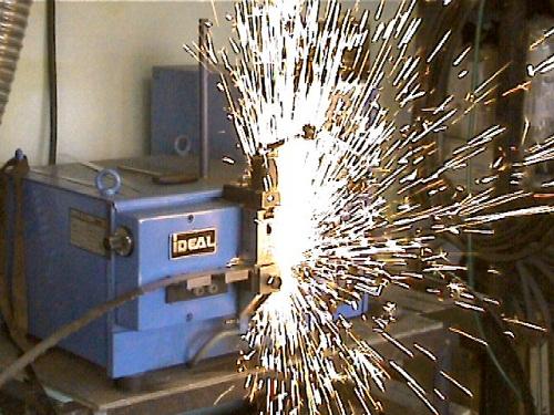 Оборудование соединения металла
