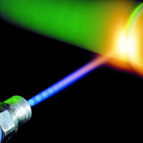 Лазер заменил электрод